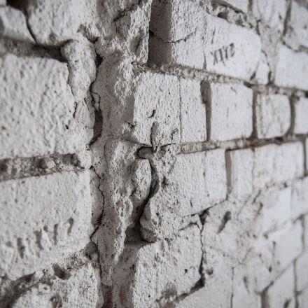 brick, wall, white, Nikon D300S