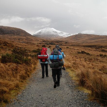 journey, travel, hike, Nikon COOLPIX L18