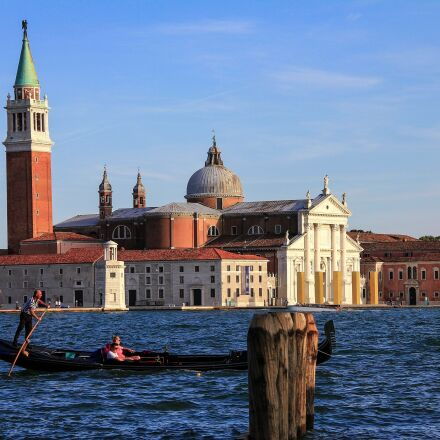 venice, grand canal, water, Canon EOS 550D