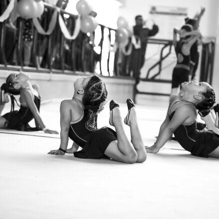 girls, dance, dancers, Fujifilm X-E1