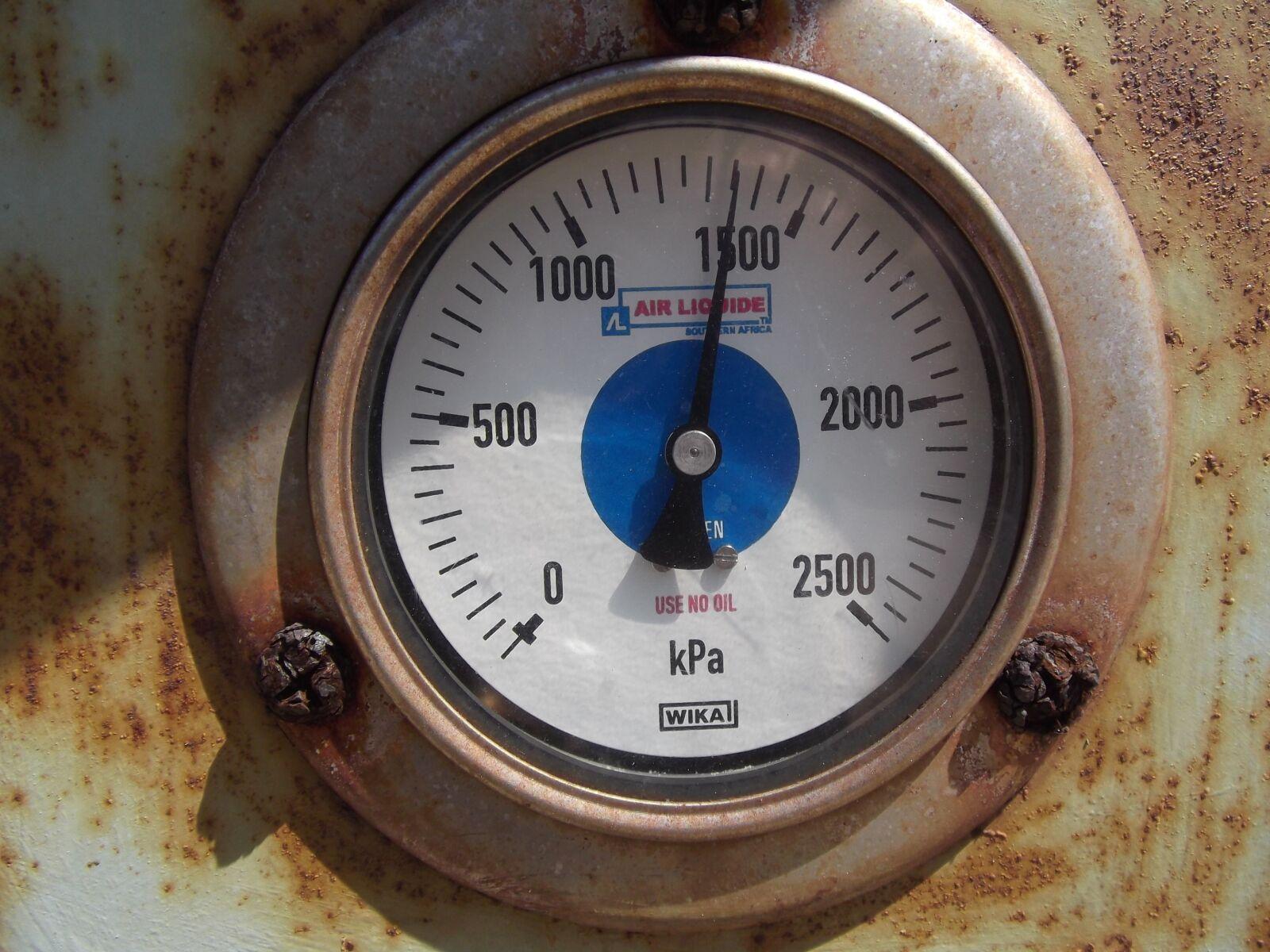 gauge, nitrogen, tanker
