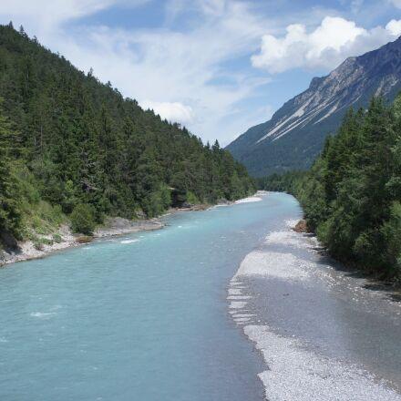 lech, austria, mountains, Sony NEX-5