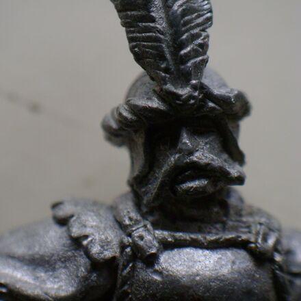 figure of lead, soldier, Sony DSC-S730