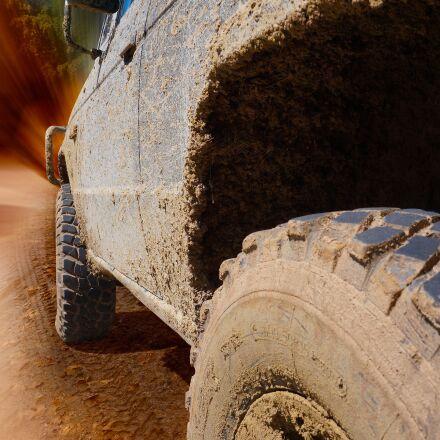 vehicle, cross-country, muddy, Sony ILCE-3000