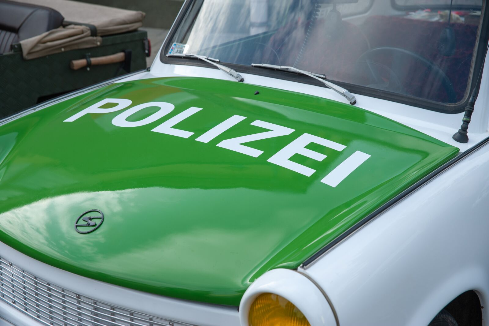"Nikon D700 sample photo. ""Polizei, german, police"" photography"