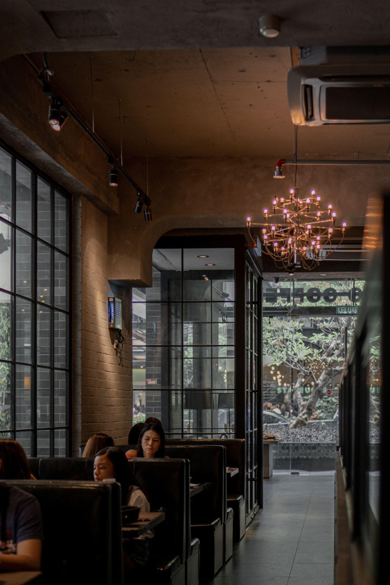 "Sony a6000 sample photo. ""Cafe, restaurant, coffee"" photography"