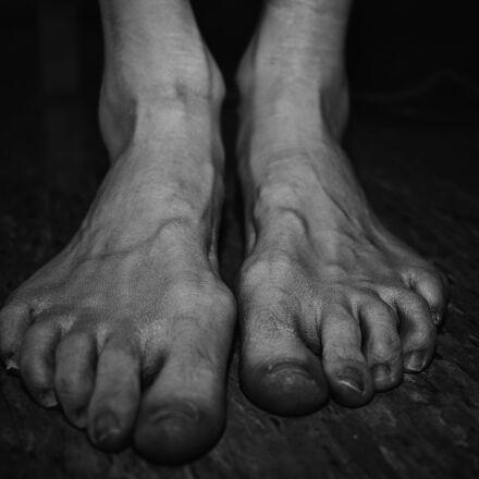 feet, foot, naked, Canon EOS 7D MARK II