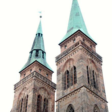 facade, historic center, nuremberg, Canon EOS 600D