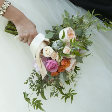 bridal bouquet, flowers, bouquet, Canon EOS 5D MARK II