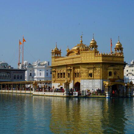 golden, temple, amritsar, Nikon COOLPIX L24