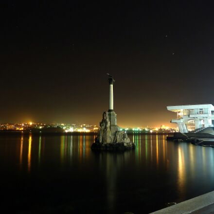 sevastopol, monument, the scuttled, Panasonic DMC-ZS1