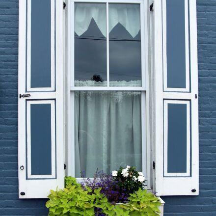 window, window, shutters, Canon EOS REBEL T4I
