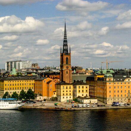sweden, stockholm, city, Canon POWERSHOT A710 IS