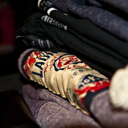 clothes, label, laundry, Nikon D300S