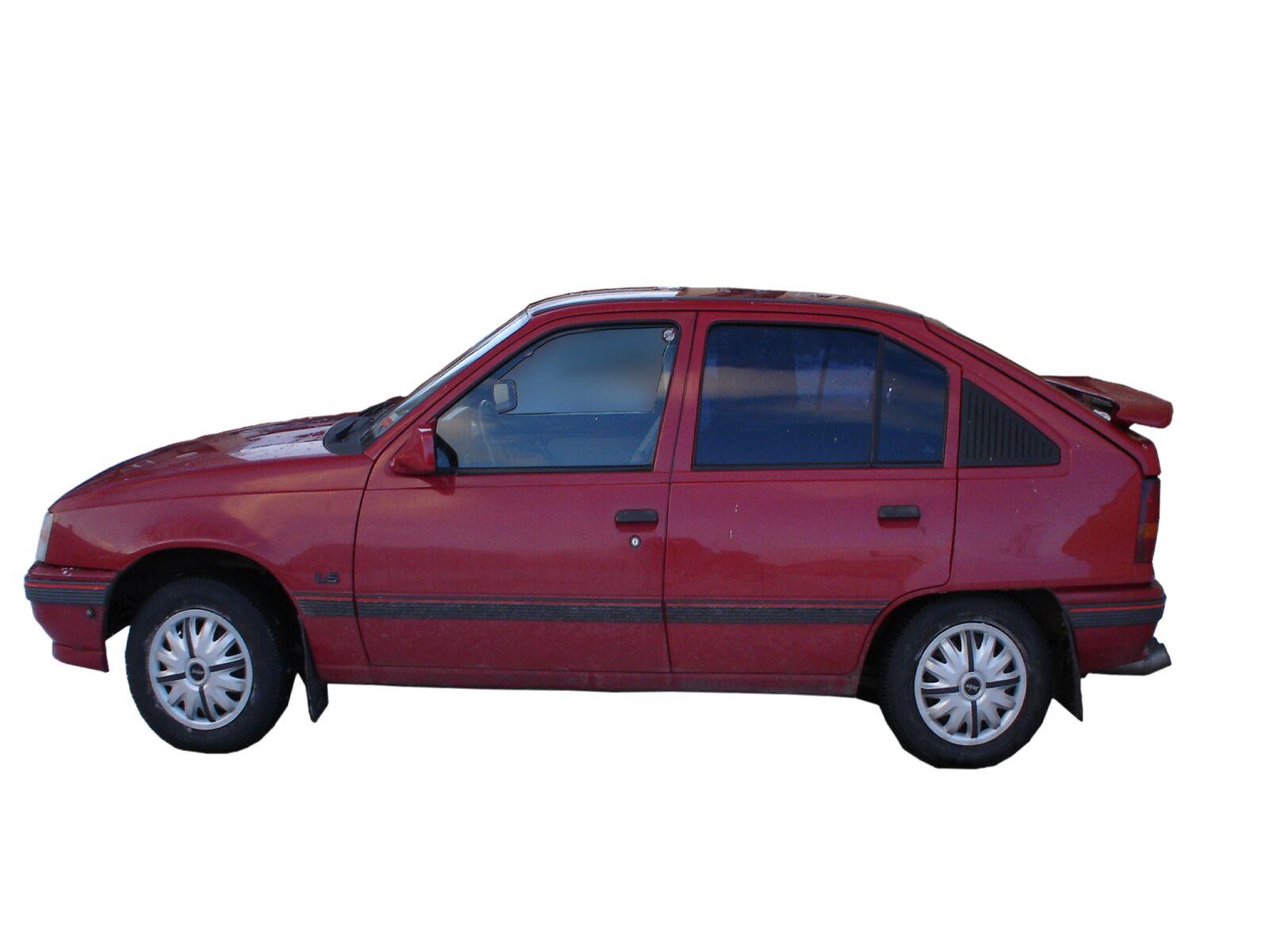 opel, auto, old