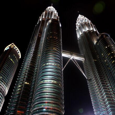 city, malaysia, building, Fujifilm X-A1