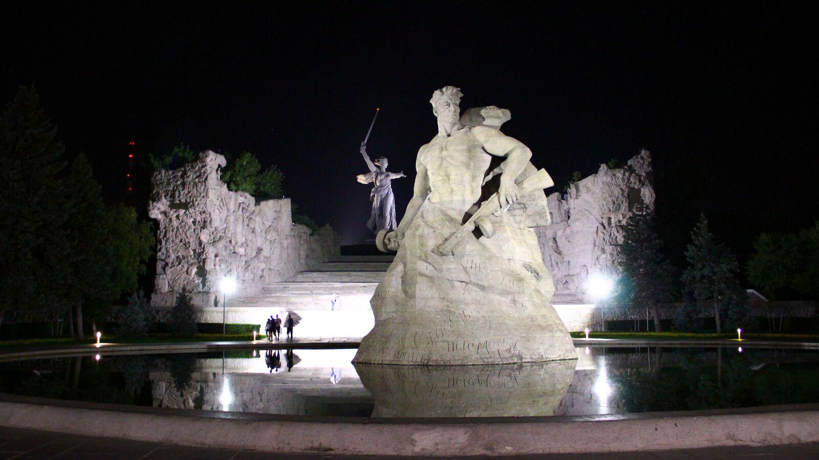 "Canon EOS 600D (Rebel EOS T3i / EOS Kiss X5) sample photo. ""Volgograd, monument, mamayev kurgan"" photography"