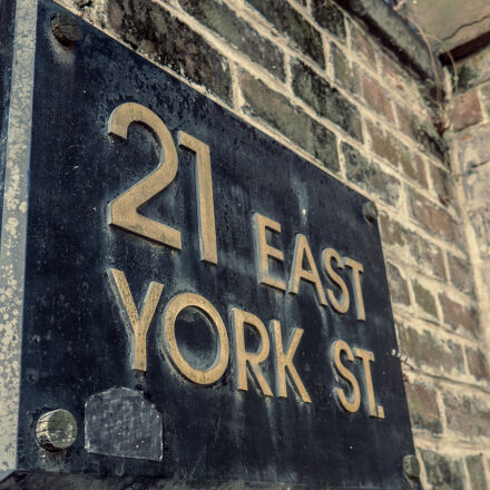 21, east, york, street, Panasonic DMC-G7