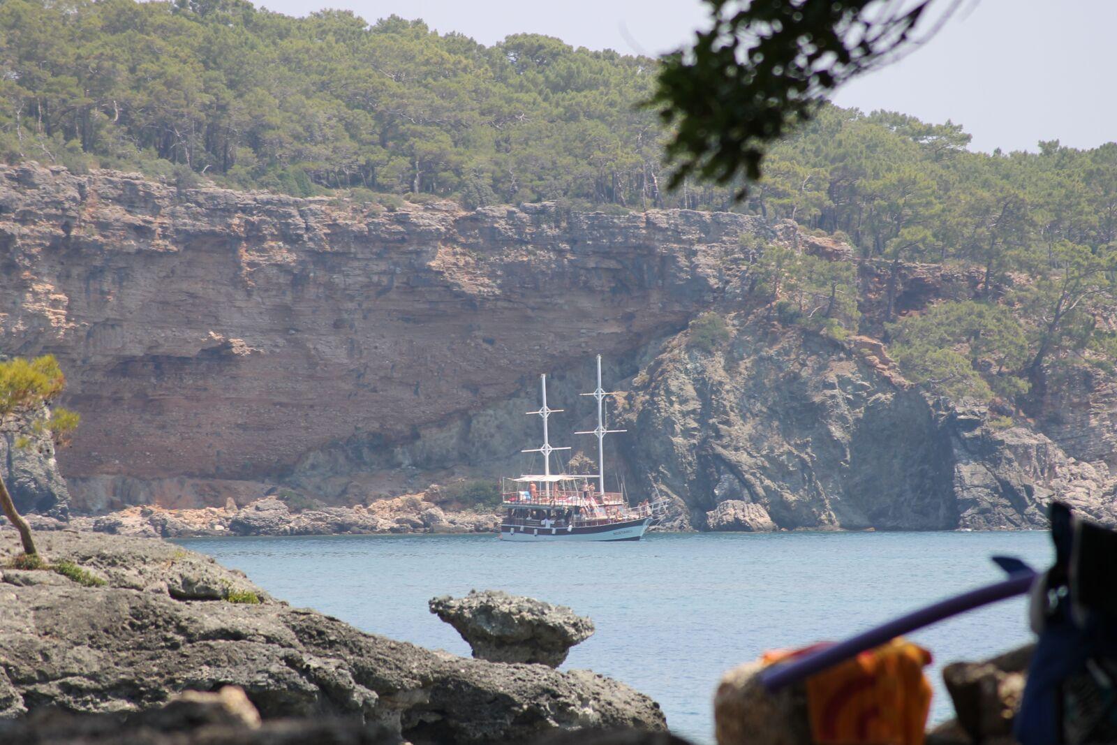 "Canon EOS 1100D (EOS Rebel T3 / EOS Kiss X50) sample photo. ""Turkey, mountains, sea"" photography"