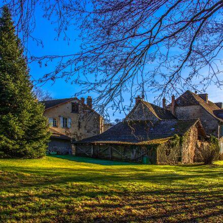 house, home, garden, Pentax K10D
