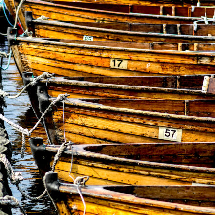 boats, derwent, water, mooring, Canon EOS 7D