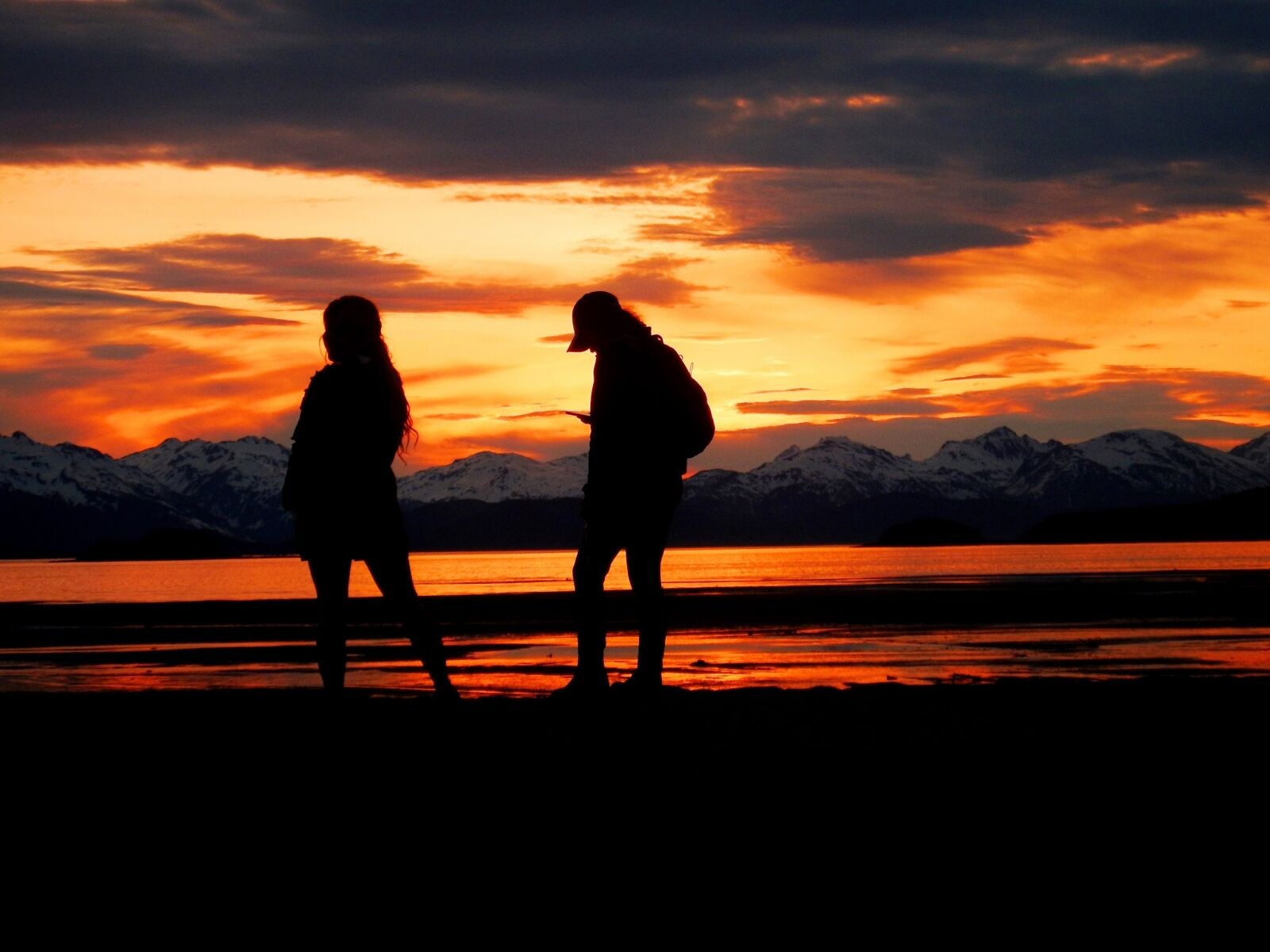 "Nikon Coolpix AW120 sample photo. ""Sunset, coastline, beach"" photography"