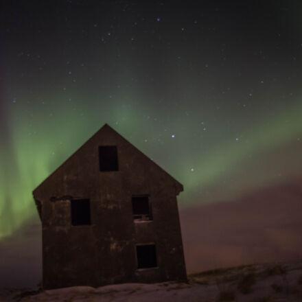 aurora, aurora, borealis, iceland, Canon EOS 60D