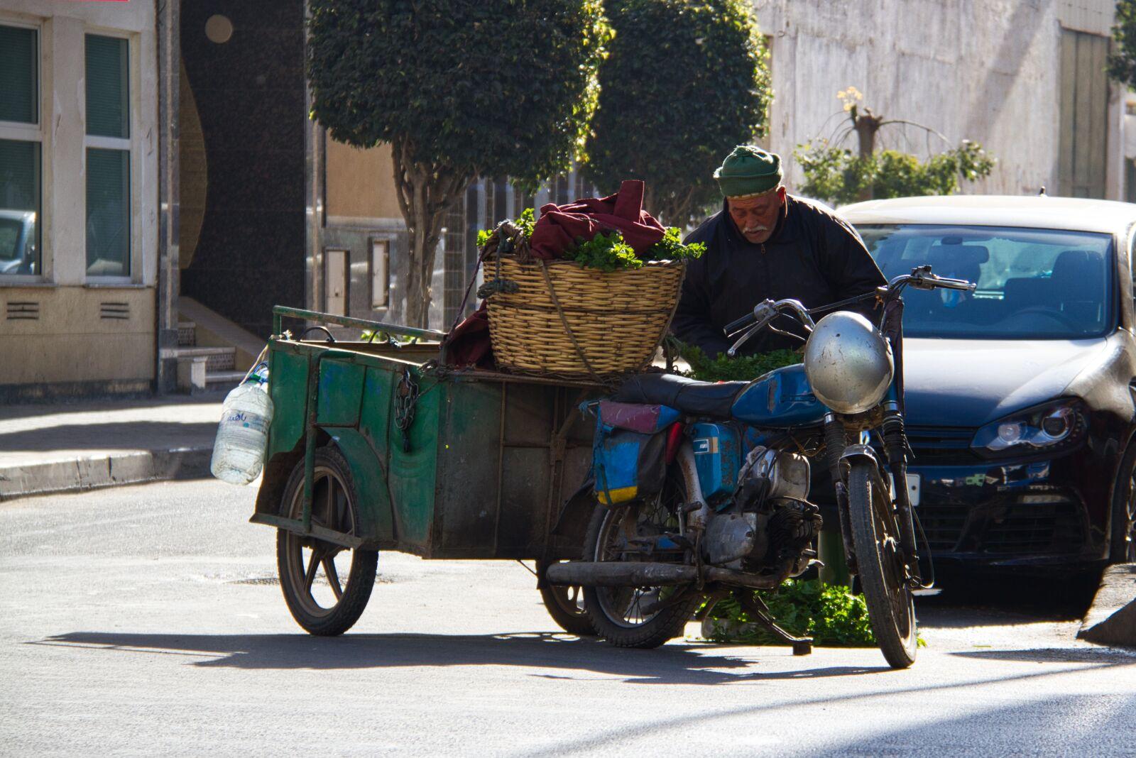"Canon EOS 7D sample photo. ""Morocco, rebate, street"" photography"