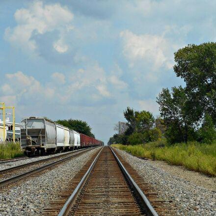 train, freight, cargo, Nikon COOLPIX S3700