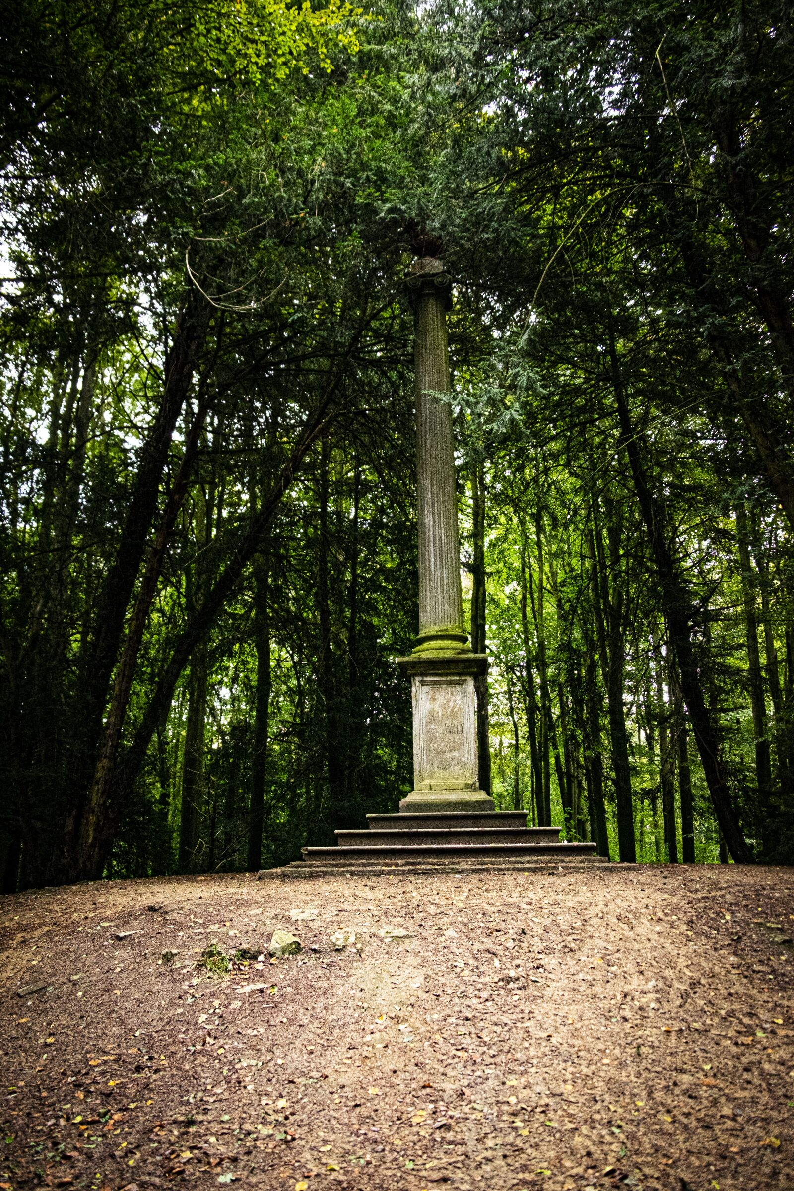 "Fujifilm X-T1 sample photo. ""Belgium, enghien park, nature"" photography"
