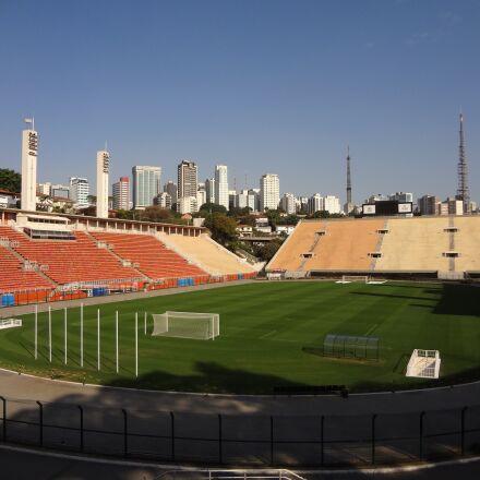 football stadium, pacaembu, s, Sony DSC-WX9