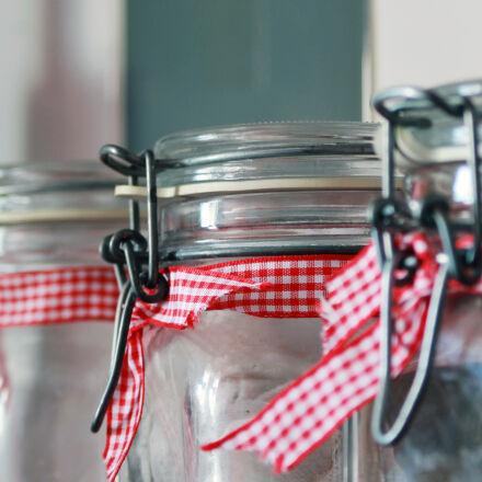 food, glass, jar, jars, Canon EOS 1100D