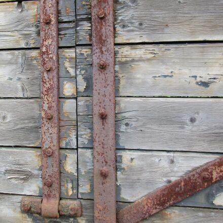 rust, wood, texture, Canon IXUS 155