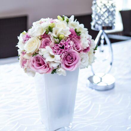 flowers, vaze, replacement lamp, Canon EOS 6D