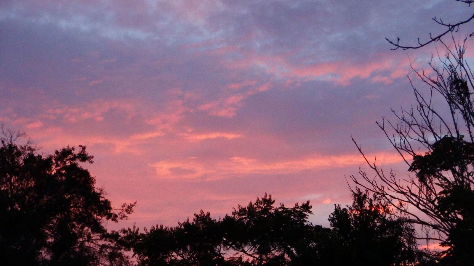 evening, evening, sky