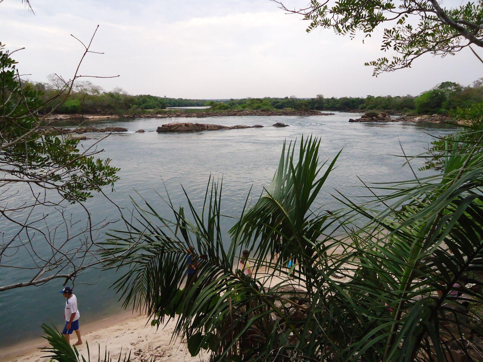 river, nature, tourism