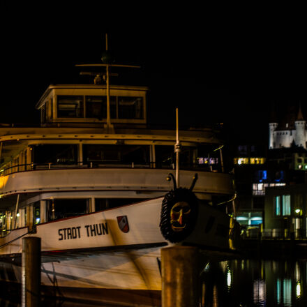 boat, ferry, lake, landscape, Canon EOS 5D MARK III