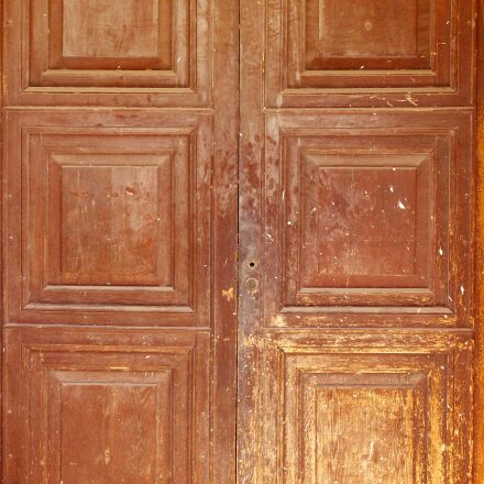wooden door, old wood, Canon EOS KISS X5