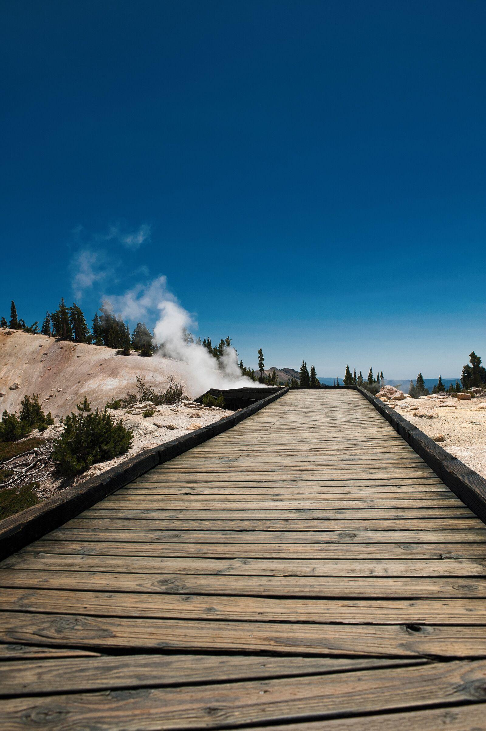 "Nikon D700 sample photo. ""Boardwalk, path, nature"" photography"
