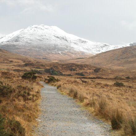 hike, mountain, adventure, Nikon COOLPIX L18