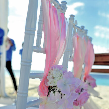 beach, chairs, colourful, decor, Nikon D700