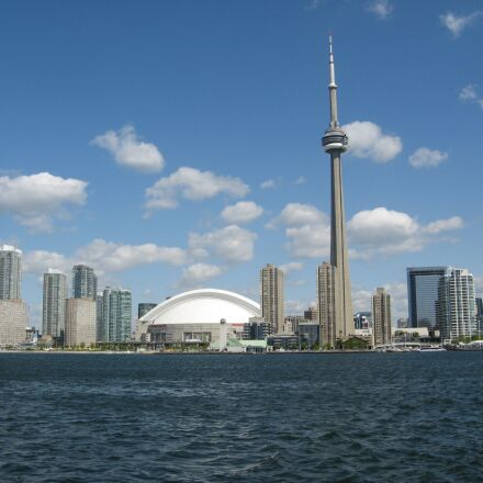 toronto, canada, architecture, Canon POWERSHOT A710 IS