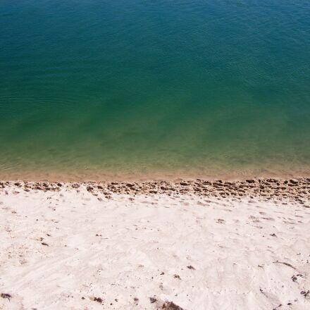 beach, ocean, outdoors, Olympus E-M5