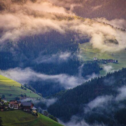 viles, ladinies, fog, Sony ILCE-7M2
