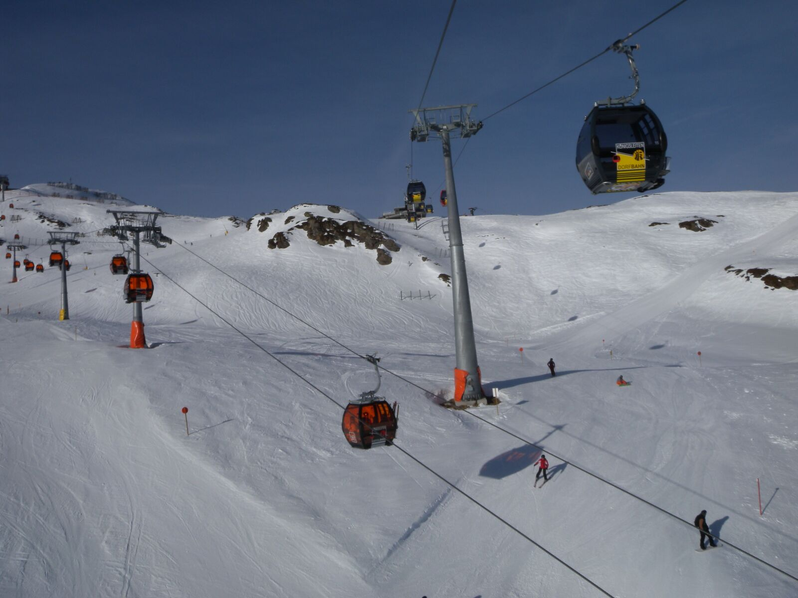the ziller valley, sunny