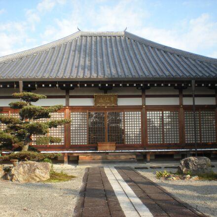 kyoto, japan, temple, Nikon COOLPIX S210