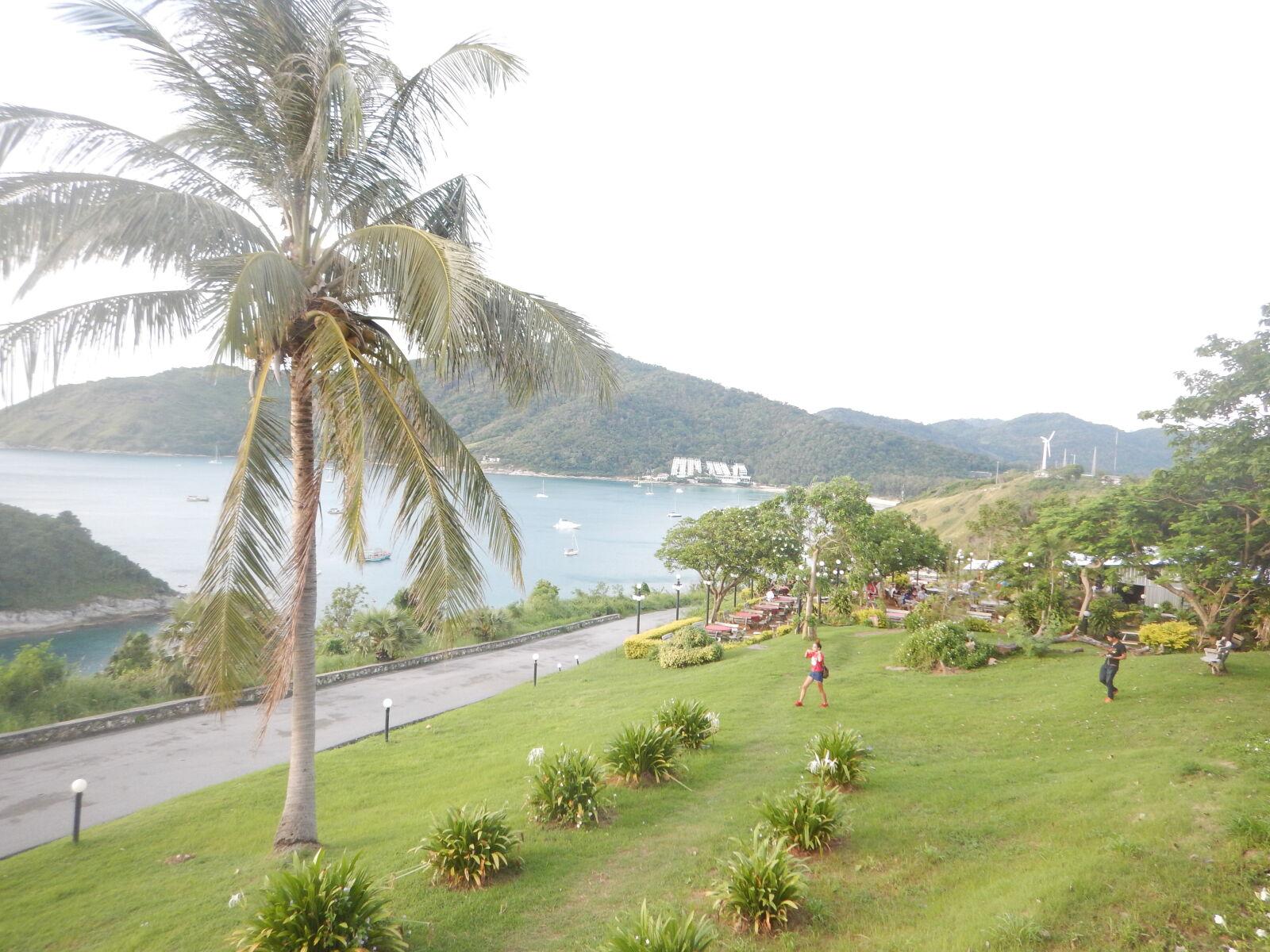 "Nikon Coolpix AW120 sample photo. ""Beautiful, island, landscape"" photography"