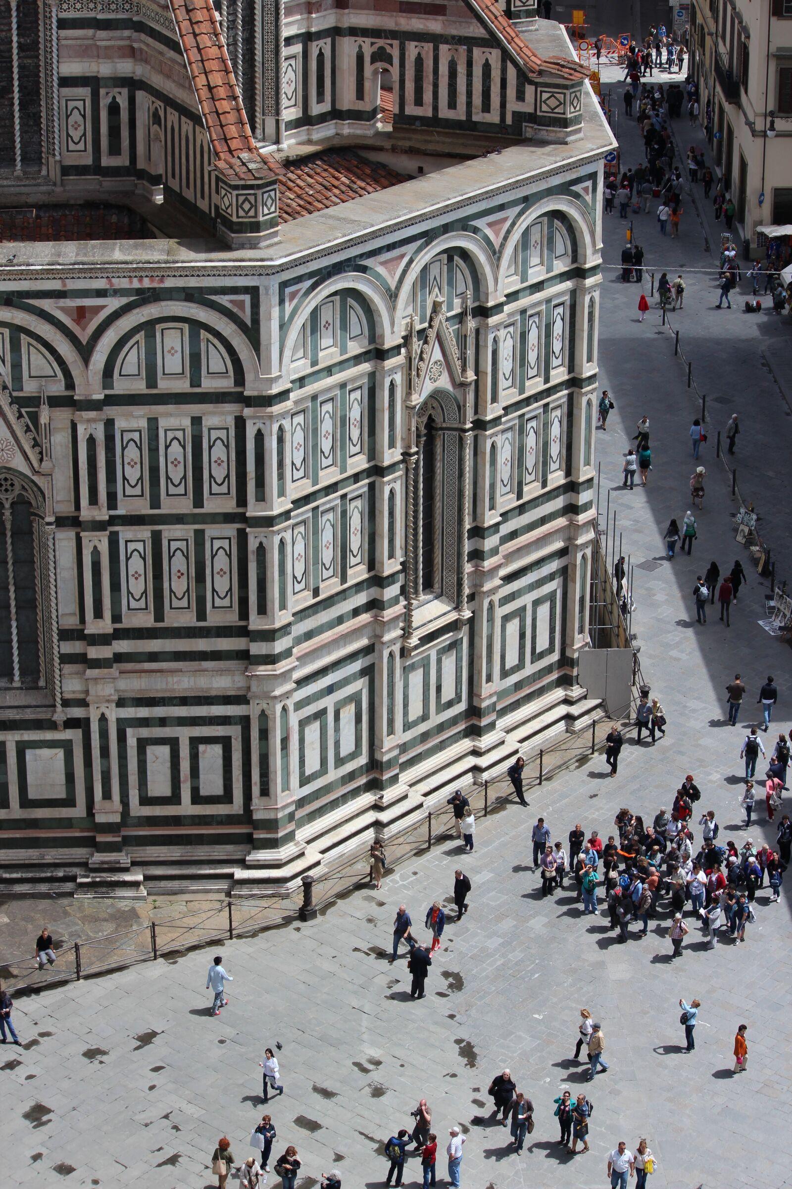 "Canon EOS 600D (Rebel EOS T3i / EOS Kiss X5) sample photo. ""Florence, duomo, tuscany"" photography"