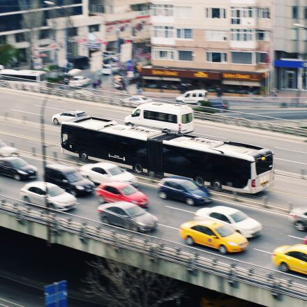 city, cars, traffic, vehicles, Samsung NX3000