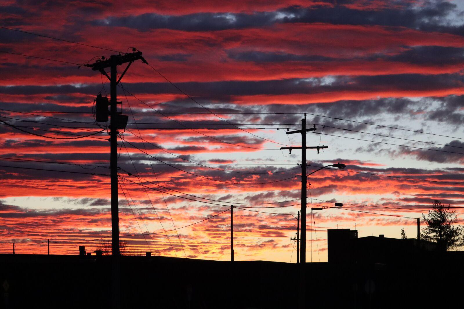 "Canon EOS 90D sample photo. ""Sunrise, sky, nature"" photography"